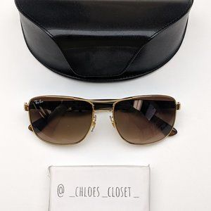 🕶️Ray Ban RB3533 001/13 Sunglasses/PH120🕶️